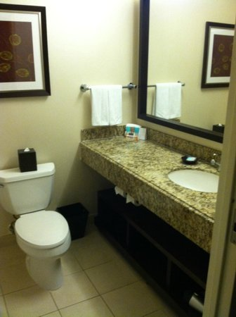 Bathroom - Picture of Hyatt Regency Orange County, Garden Grove ...