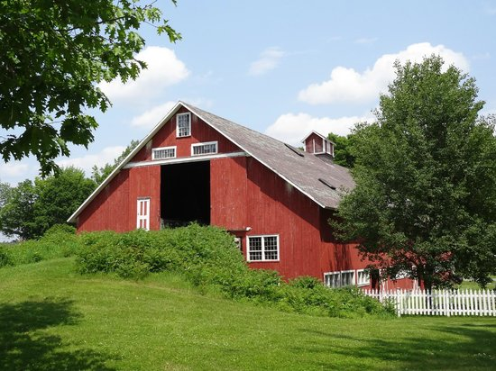 Enfield Shaker Museum: 1854 Dairy Barn