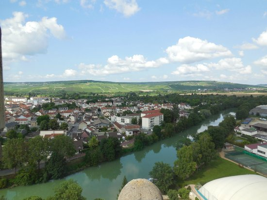 De Castellane : view from tower