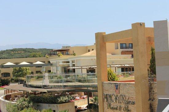 Minoa Palace Resort: Hotel