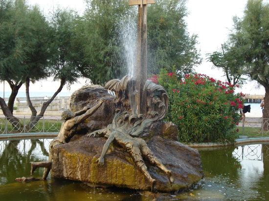 Franca Hotel: monumento di Roseto
