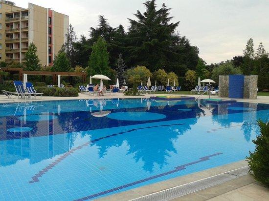 Hotel Sollievo Terme: Piscina dove nuotare
