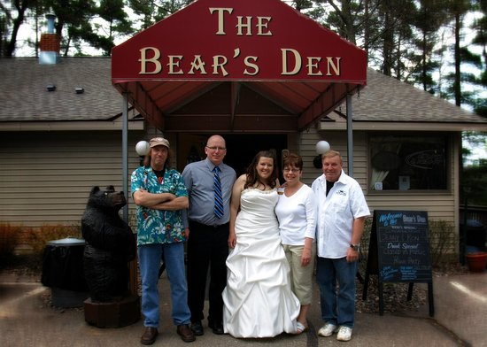 Black Bear Lodge: Great Staff, More like Firends!