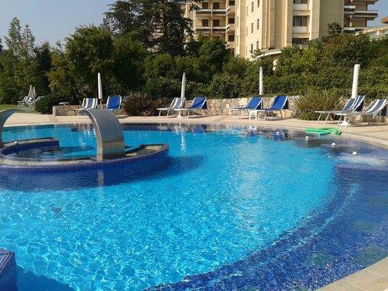 Hotel Sollievo Terme: Area relax