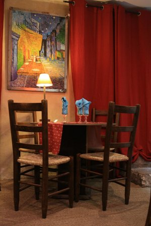 Lou Grilladou: Sala interna 1