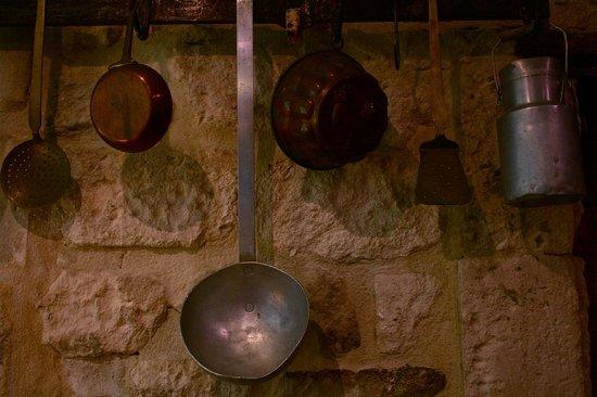 Lou Grilladou: Arredo sala interna