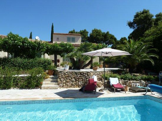 Villa Port Sud: La villa avec sa piscine