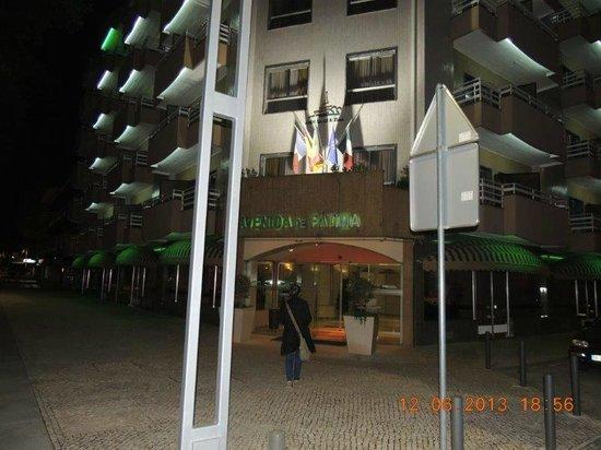 Hotel Avenida de Fatima: 1