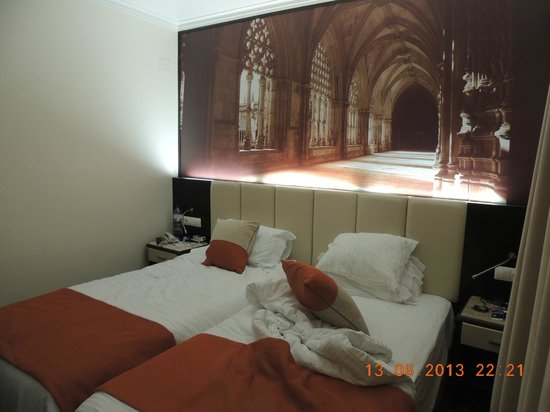 Hotel Avenida de Fatima: 2