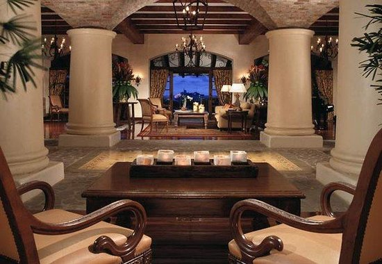 Los Suenos Marriott Ocean & Golf Resort: Lobby