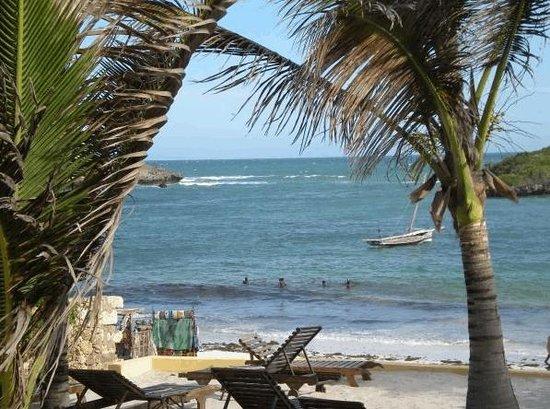 Aquarius Club: Scorcio della spiaggia