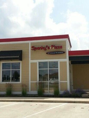 Spankys Pizza & Restaurant: Spanky's Pizza in Fremont, MI.