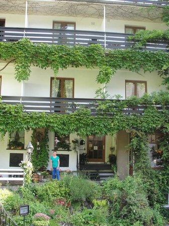 Hotel Heintz: knus gezellig hotel met ontbijt