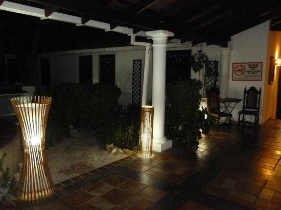 Posada Macanao Lodge: Interior de la posada
