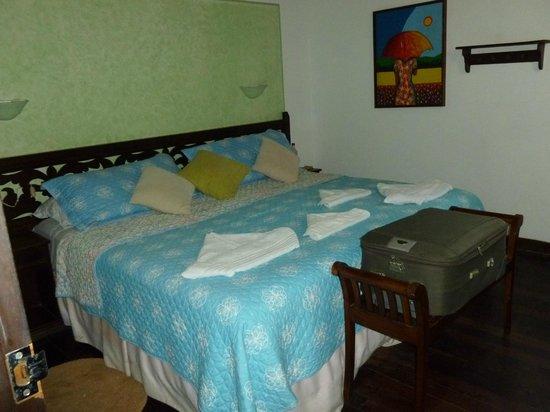 Posada Macanao Lodge: Vista de la habitación frente al mar