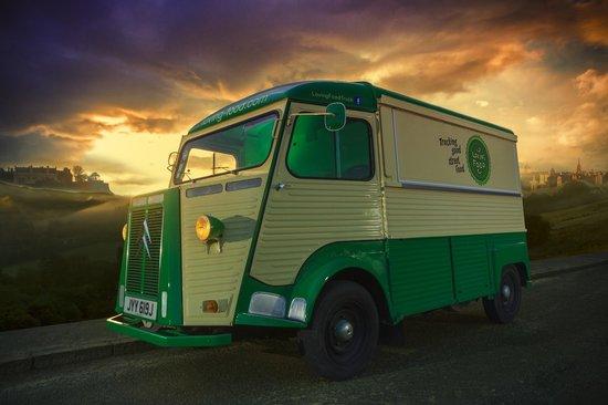 Loving Food Truck: Food truck image taken by Robin Neilly
