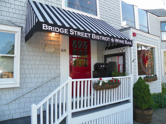 Bridge Street Bistrot & Wine Bar (Formerly Cafe Mirabelle)