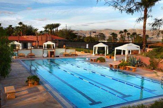 La Casa del Zorro Resort & Spa : Lap pool at La Casa del Zorro