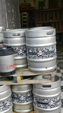 Boneyard Beer: Ready for delivery