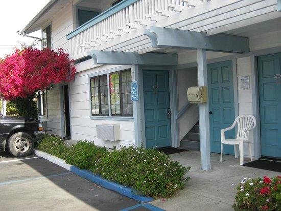 Quality Inn San Simeon: Bongainvillea View