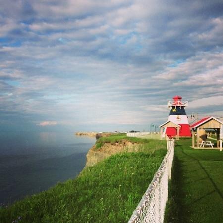 Grande Anse Lighthouse: Grande-Anse