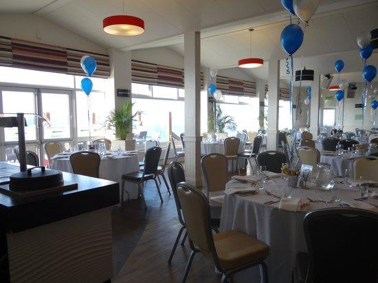 The Pier House: Prom venue