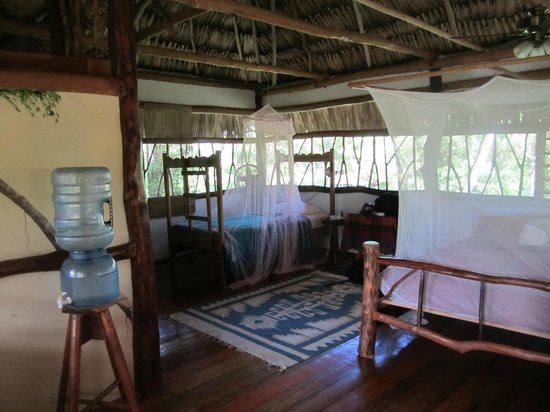 Cotton Tree Lodge: garden view room - standard size