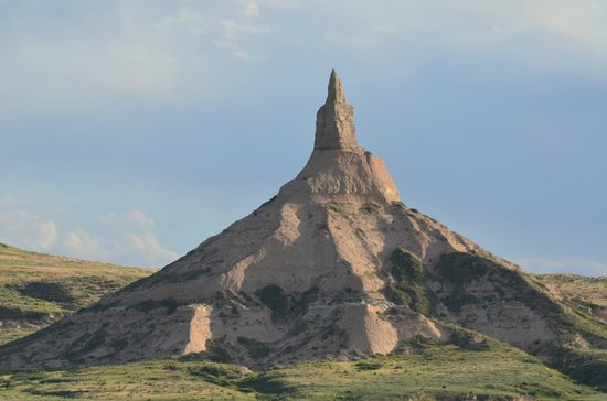 Chimney Rock National Historic Site: Chimney Rock