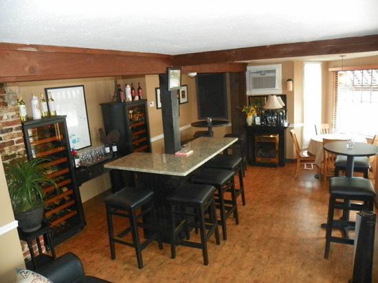 Bridge Street Bistrot & Wine Bar : The Wine Bar