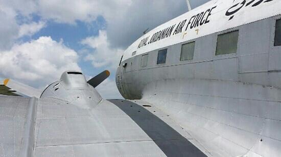 Flugausstellung L.+P. Junior: Flugzeugmuseum