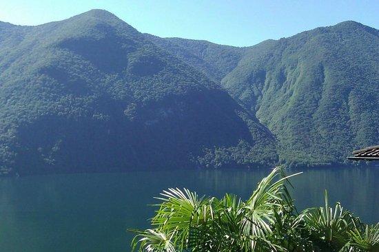 le bucce di Gandria : Camere con vista sul lago di Lugano