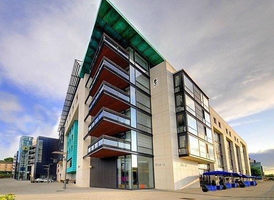 The d Hotel Drogheda : Hotel Exterior