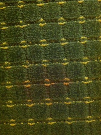 Wingate By Wyndham Indianapolis Airport-Rockville Rd.: Carpet stains