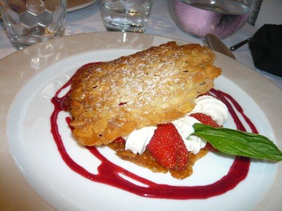 Le Relais de Sillery : un dessert