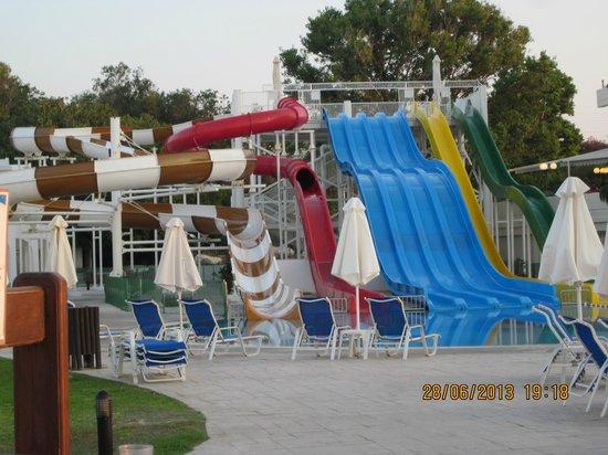 Louis Creta Princess Beach Hotel: mycket kul för barn och vuxna