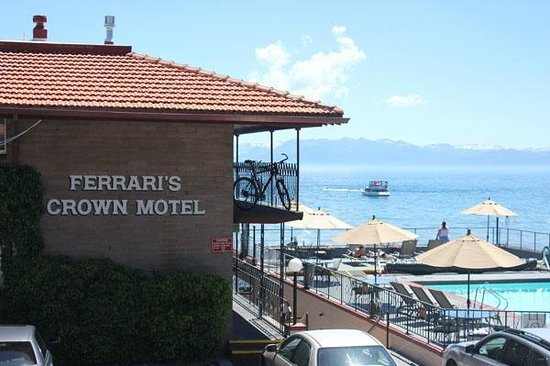 Picture Of Ferrari S Crown Resort