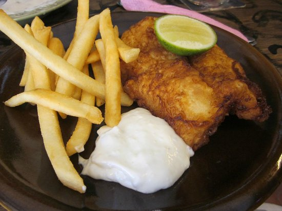 Living Room Cafe Bar U0026 Gallery: Fish And Chips (if Iu0027m Not Part 41