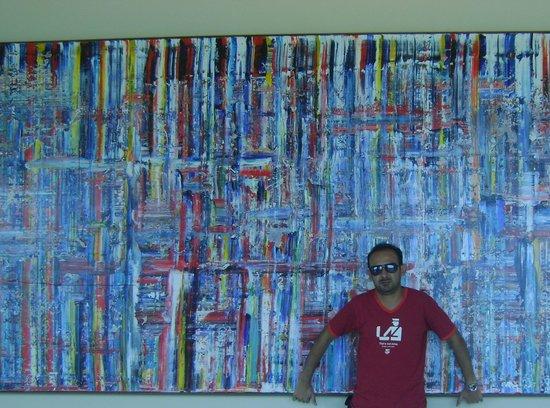 Waira Suites Hotel : Luis Osorio