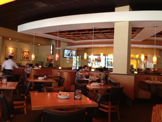 frozen lemonade - Picture of California Pizza Kitchen, Stamford ...