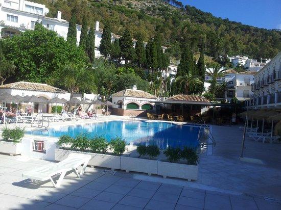 TRH Mijas: piscine