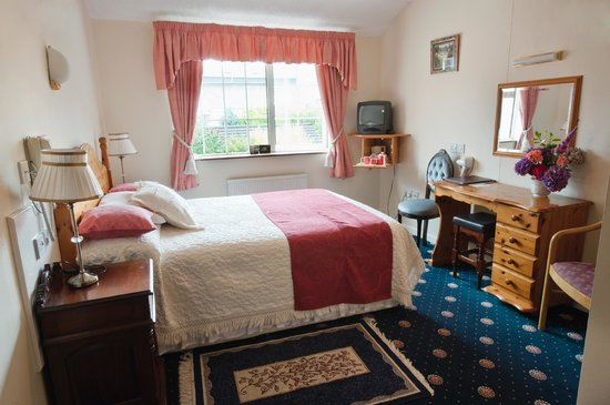 Slieve Bloom Manor Guesthouse: single room
