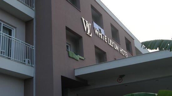 White Lilyum Hotel: Луи Вайт Лилиумутом)