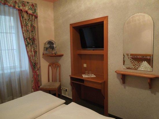 Cityhotel Trumer Stube: Room
