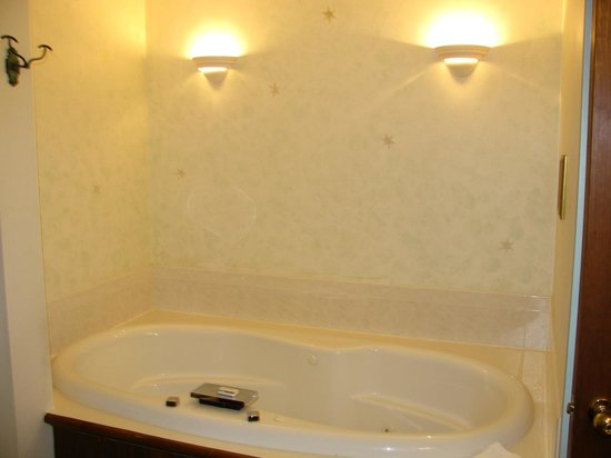 Stonecroft Country Inn: Jacuzzi