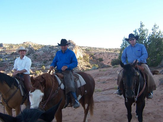 Copper Cloud Ranch : Gentle ride