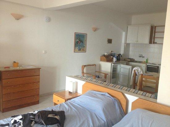 Alexanna Apartments: Studio Clio