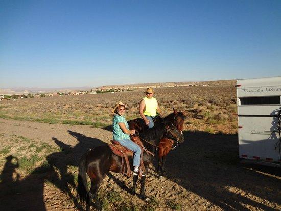 Copper Cloud Ranch: Wonderful experience - June 25, 2013