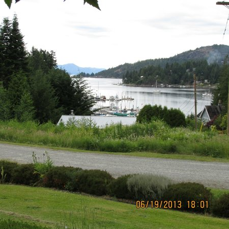Enchanter Oceanview Suites: Pender Harbour