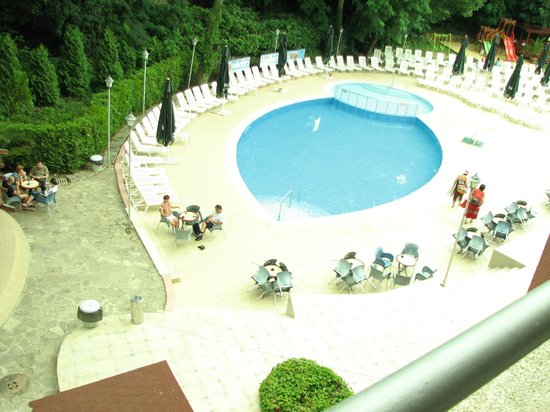 Park Hotel Odessos : Pool