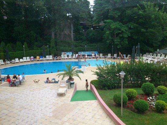 Park Hotel Odessos: Poll